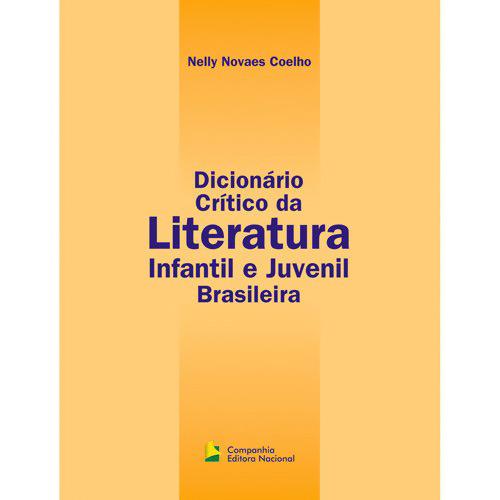 Dicionário Crítico - Capa