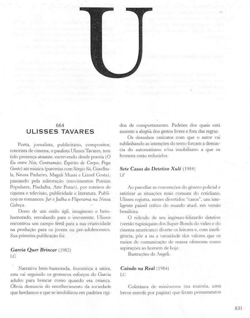 Dicionário Crítico de Literatura 2